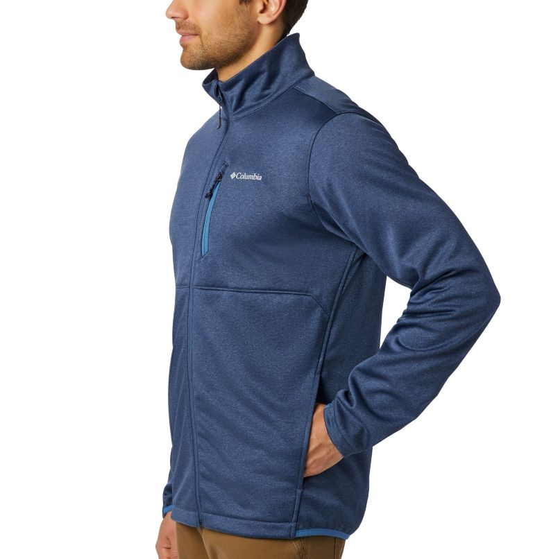 Men's Outdoor Elements Full Zip Jacket Men's Outdoor Elements Full Zip Jacket, a2