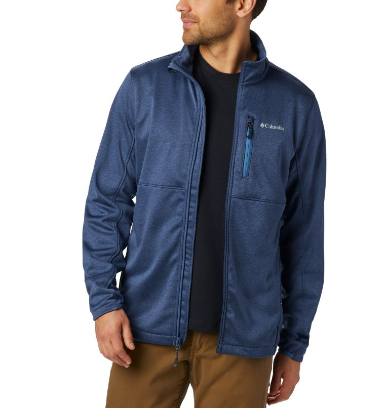 Men's Outdoor Elements Full Zip Jacket Men's Outdoor Elements Full Zip Jacket, a3