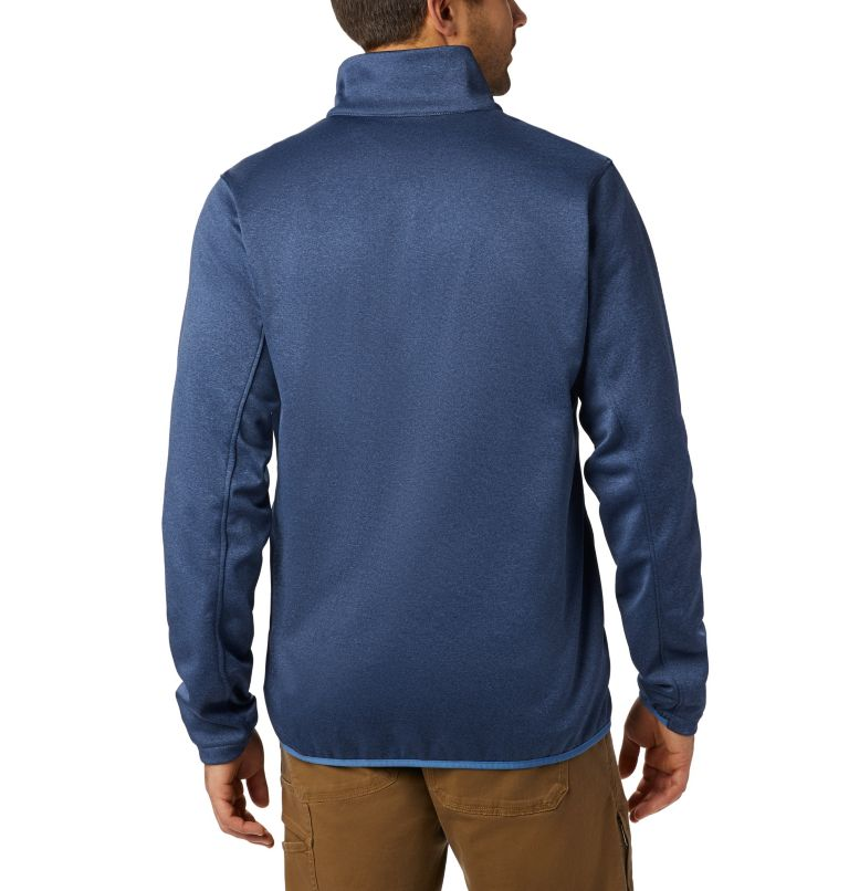 Men's Outdoor Elements Full Zip Jacket Men's Outdoor Elements Full Zip Jacket, back