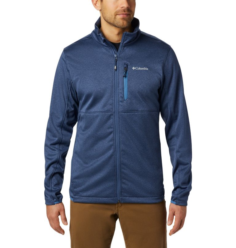 Men's Outdoor Elements Full Zip Jacket Men's Outdoor Elements Full Zip Jacket, front