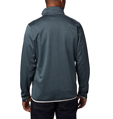 Men's Outdoor Elements Jacket Outdoor Elements™ Full Zip | 478 | S, Night Shadow, Columbia Grey, back