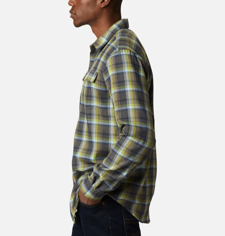 Men's Silver Ridge™ 2.0 Flannel Shirt - Big Men's Silver Ridge™ 2.0 Flannel Shirt - Big, a1