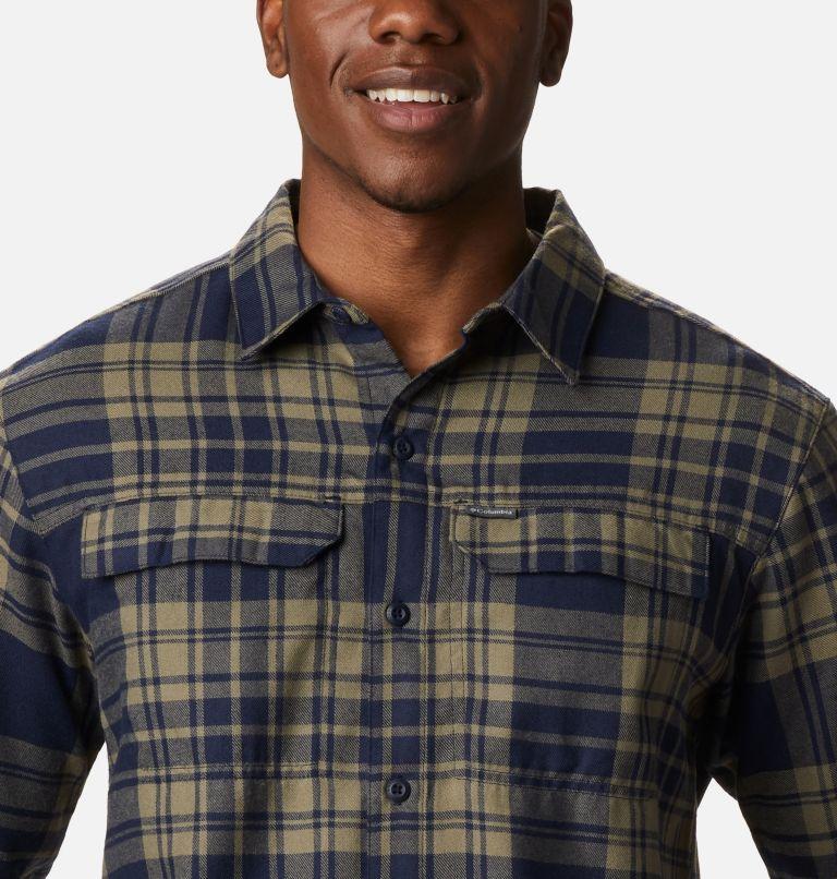 Men's Silver Ridge™ 2.0 Flannel Shirt - Big Men's Silver Ridge™ 2.0 Flannel Shirt - Big, a2