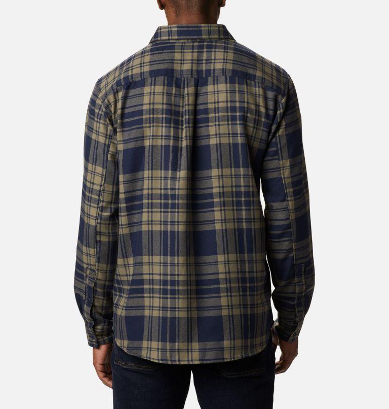 Men's Silver Ridge™ 2.0 Flannel Shirt - Big Men's Silver Ridge™ 2.0 Flannel Shirt - Big, back