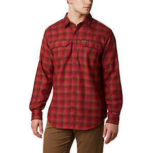 Men's Silver Ridge™ 2.0 Flannel Shirt - Big