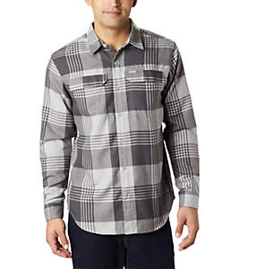 Men's Silver Ridge™ 2.0 Flannel Shirt - Tall