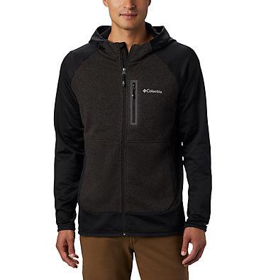 Altitude Aspect™ Hybrid Kapuzen-Fleece für Herren Altitude Aspect™ Hooded Hybrid | 664 | L, Black, front