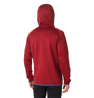 Altitude Aspect™ Hybrid Kapuzen-Fleece für Herren Altitude Aspect™ Hooded Hybrid | 664 | L, Red Jasper, Scout Blue, back