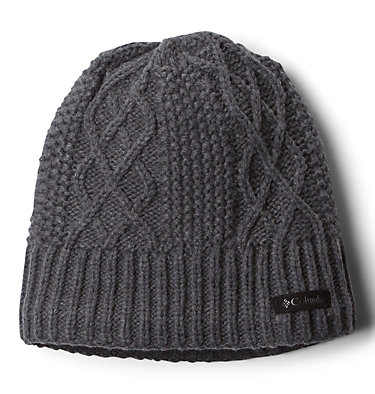 Cabled Cutie™ Beanie II Cabled Cutie™ Beanie II | 584 | O/S, Charcoal Heather, front