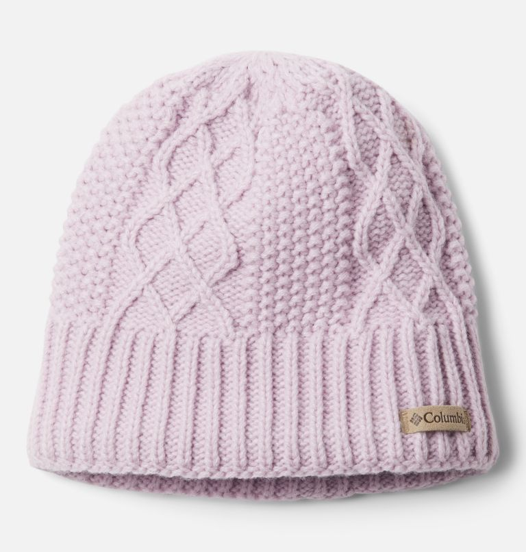 Cabled Cutie™ Beanie II | 584 | O/S Cabled Cutie™ Beanie II, Pale Lilac, front
