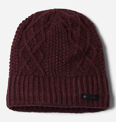 Cabled Cutie™ Beanie II Cabled Cutie™ Beanie II | 584 | O/S, Malbec, front