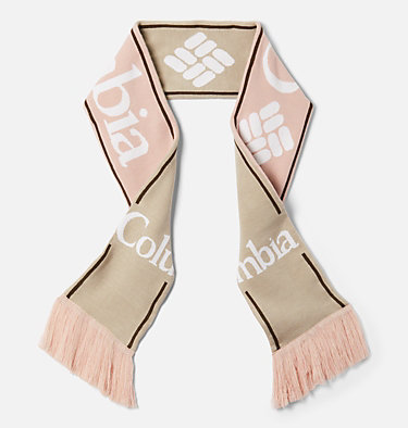 Columbia Lodge™ Scarf Columbia Lodge™ Scarf | 191 | O/S, Chalk, Mineral Pink, front