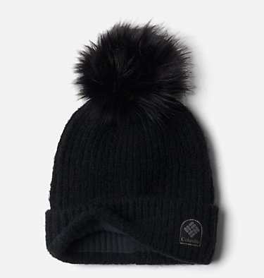 Tuque à pompon Winter Blur™ Winter Blur™ Pom Pom Beanie | 466 | O/S, Black, a1