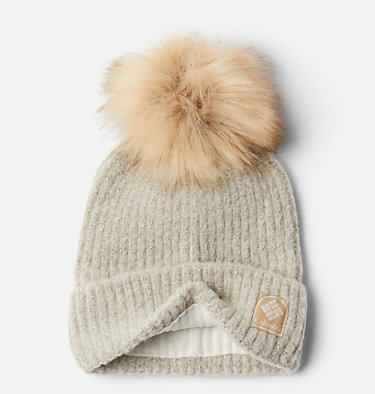 Tuque à pompon Winter Blur™ Winter Blur™ Pom Pom Beanie | 466 | O/S, Chalk, a1