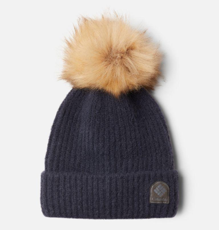 Winter Blur™ Pom Pom Beanie | 466 | O/S Winter Blur™ Pom Pom Beanie, Nocturnal, front