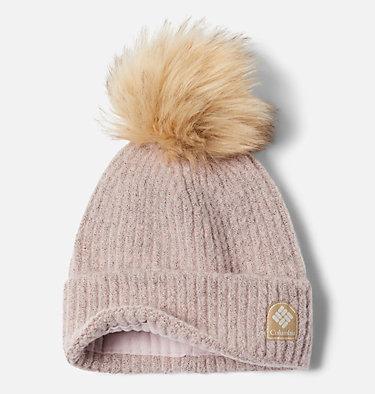 Tuque à pompon Winter Blur™ Winter Blur™ Pom Pom Beanie | 466 | O/S, Mineral Pink, a1