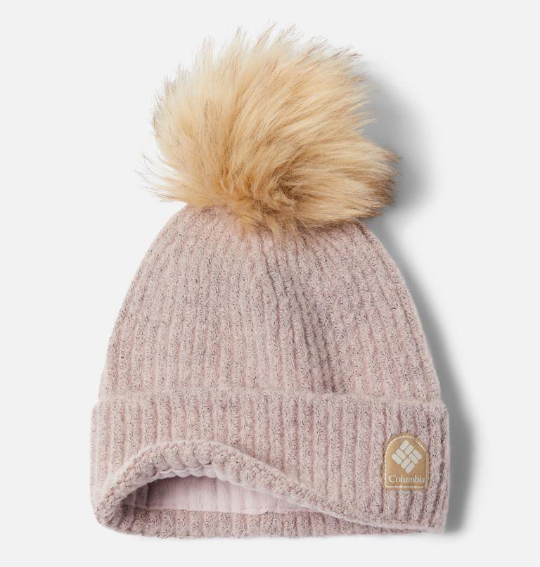 Winter Blur™ Pom Pom Beanie | 618 | O/S Winter Blur™ Pom Pom Beanie, Mineral Pink, a1
