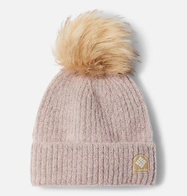 Tuque à pompon Winter Blur™ Winter Blur™ Pom Pom Beanie | 466 | O/S, Mineral Pink, front