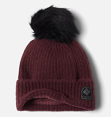 Tuque à pompon Winter Blur™ Winter Blur™ Pom Pom Beanie | 466 | O/S, Malbec, a1