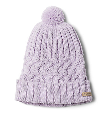 Hideaway Haven™ Unlined Beanie Hideaway Haven™ Unlined Beanie | 584 | O/S, Pale Lilac, front