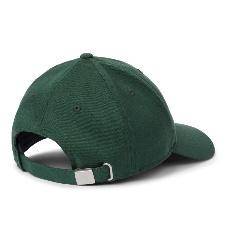 Columbia Lodge™ Adjustable Bac | 373 | O/S Unisex Columbia Lodge Adjustable Back Ball Cap, Green, Embroidery, back