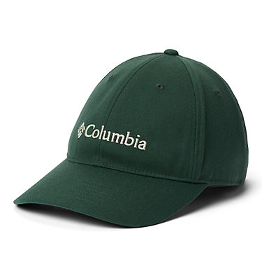 Unisex Columbia Lodge Adjustable Back Ball Cap , front