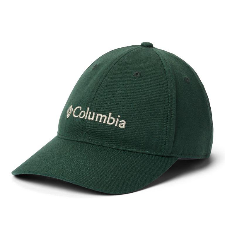 Columbia Lodge™ Adjustable Bac | 373 | O/S Unisex Columbia Lodge Adjustable Back Ball Cap, Green, Embroidery, front
