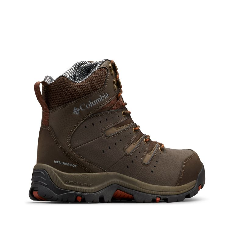 GUNNISON™ II OMNI-HEAT™ | 231 | 16 Men's Gunnison™ II Omni-Heat™ Boot, Cordovan, Dark Adobe, 3/4 back