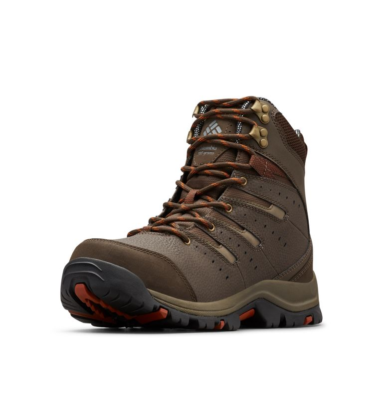 GUNNISON™ II OMNI-HEAT™ | 231 | 16 Men's Gunnison™ II Omni-Heat™ Boot, Cordovan, Dark Adobe