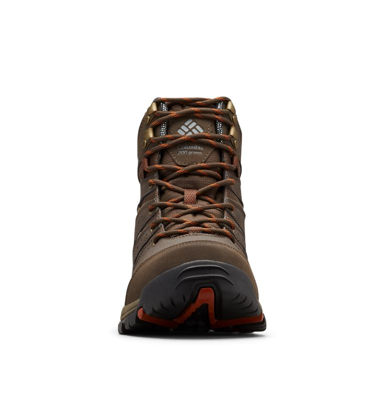 GUNNISON™ II OMNI-HEAT™ | 231 | 16 Men's Gunnison™ II Omni-Heat™ Boot, Cordovan, Dark Adobe, toe