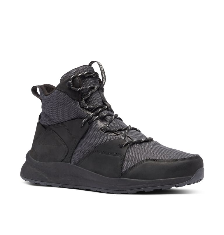 SH/FT™ OUTDRY™ BOOT | 011 | 9 Men's SH/FT™ OutDry™ Sneaker Boot, Shark, Stratus, 3/4 front