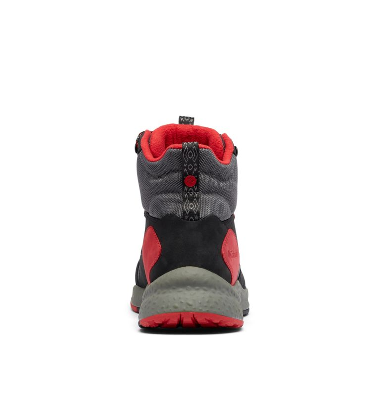 SH/FT™ OUTDRY™ BOOT | 049 | 10 SH/FT™ OutDry™ Boot für Herren, Titanium II, Mountain Red, back