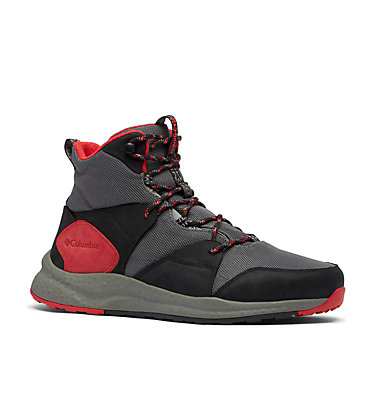 Men's SH/FT OutDry™ Boot SH/FT™ OUTDRY™ BOOT | 050 | 7, Titanium II, Mountain Red, 3/4 front