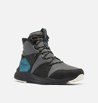 Men's SH/FT™ OutDry™ Sneaker Boot SH/FT™ OUTDRY™ BOOT | 050 | 7, Titanium II, Caramel, 3/4 front