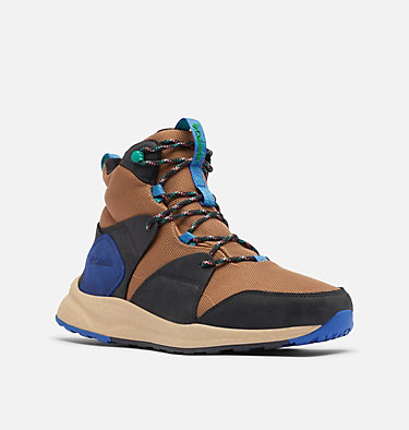 Men's SH/FT™ OutDry™ Sneaker Boot SH/FT™ OUTDRY™ BOOT | 050 | 7, Elk, Lapis Blue, 3/4 front