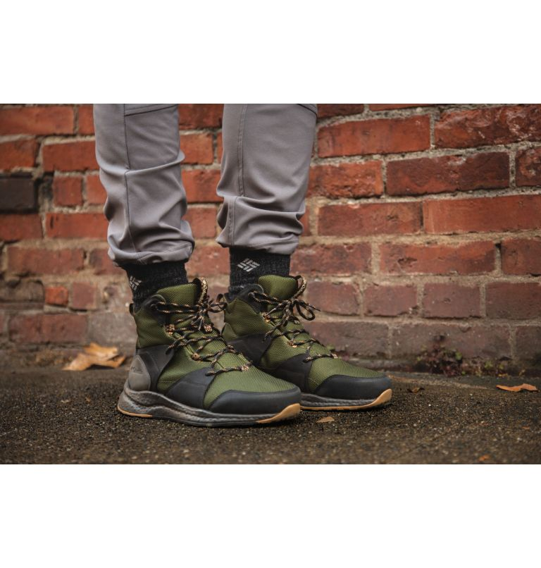 SH/FT™ OUTDRY™ BOOT | 383 | 9 Sneaker Montante  SH/FT™ OutDry™ Homme, Nori, Elk, a3