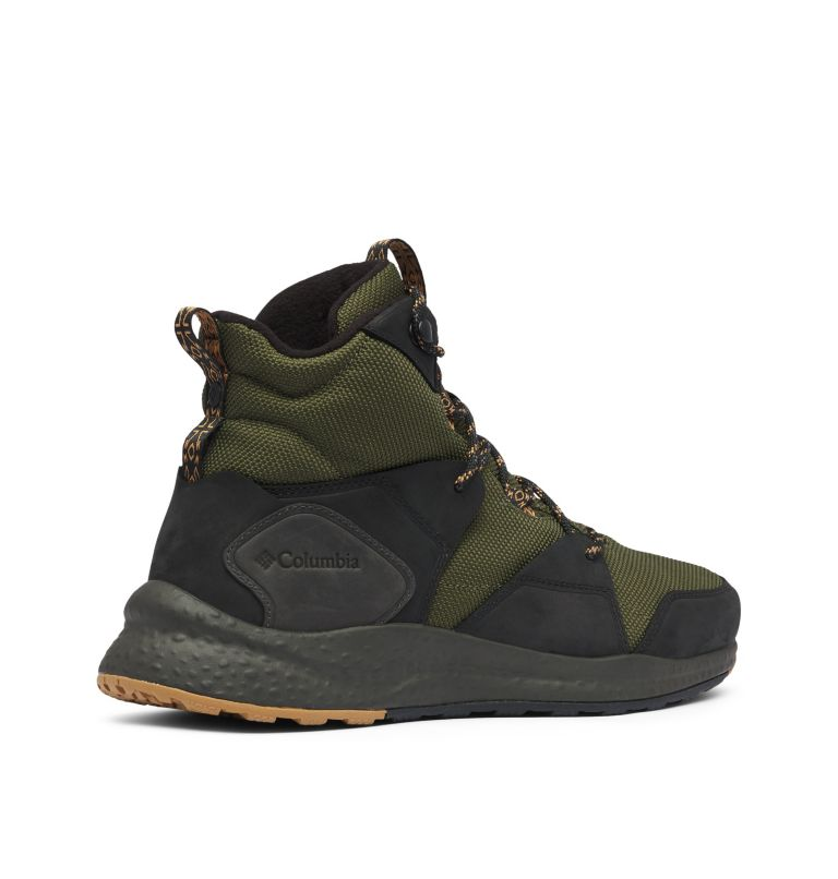 SH/FT™ OUTDRY™ BOOT | 383 | 9 Sneaker Montante  SH/FT™ OutDry™ Homme, Nori, Elk, 3/4 back