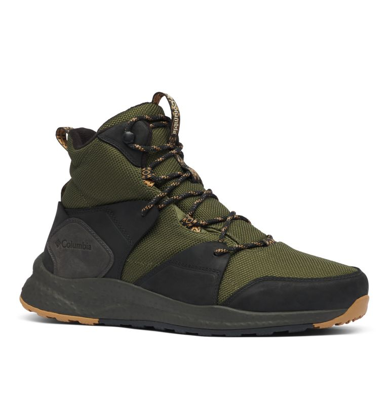 SH/FT™ OUTDRY™ BOOT | 383 | 11 Sneaker Montante  SH/FT™ OutDry™ Homme, Nori, Elk, 3/4 front