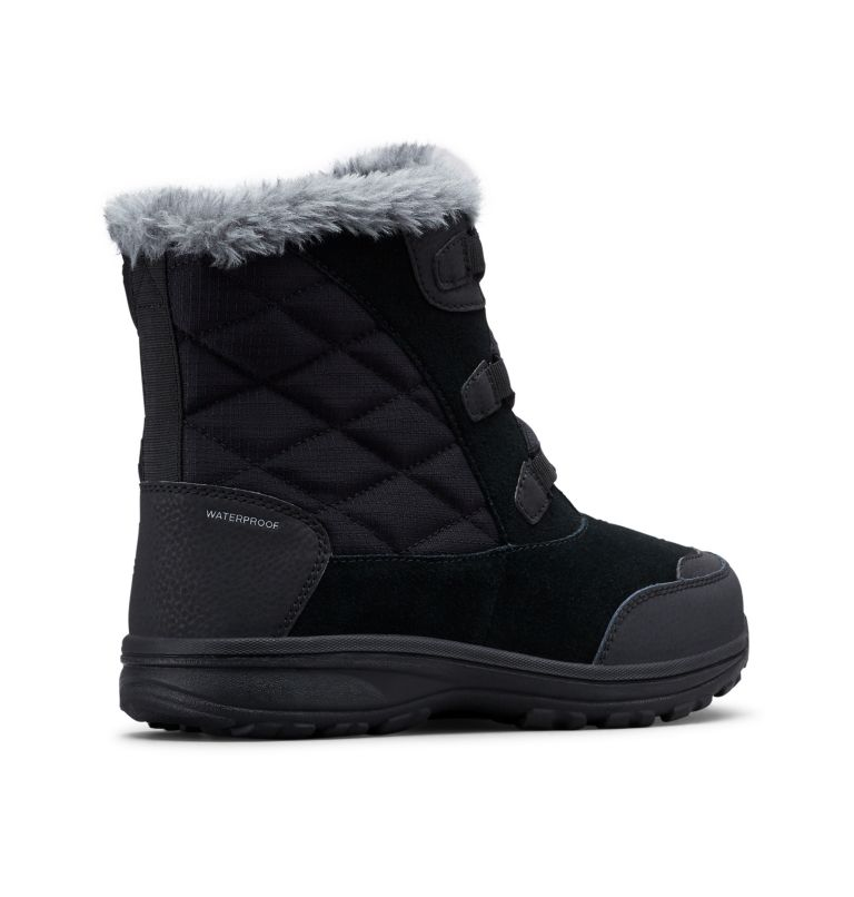 Women's Ice Maiden™ Shorty Boot Women's Ice Maiden™ Shorty Boot, 3/4 back