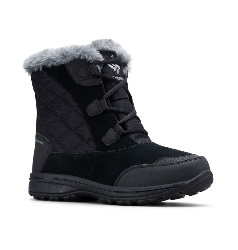 Women's Ice Maiden™ Shorty Boot Women's Ice Maiden™ Shorty Boot, 3/4 front