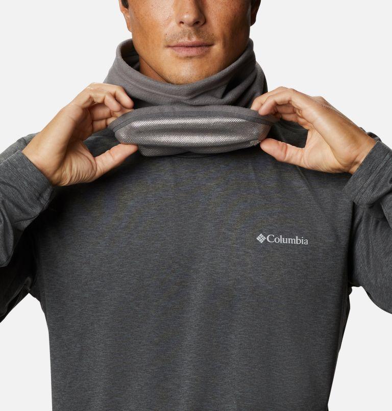 Trail Shaker™ Gaiter   023   O/S Trail Shaker™ Omni-Heat™ Fleece Gaiter, City Grey, a2