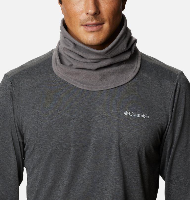 Trail Shaker™ Gaiter   023   O/S Trail Shaker™ Omni-Heat™ Fleece Gaiter, City Grey, front
