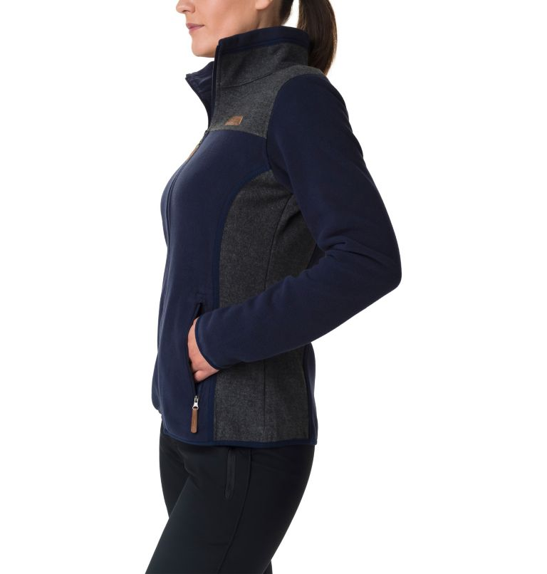 Women's Panorama™ Pieced Fleece Jacket Women's Panorama™ Pieced Fleece Jacket, a1