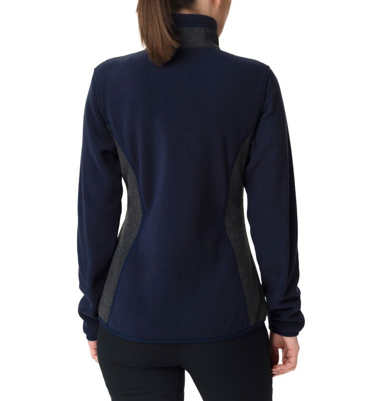 Women's Panorama™ Full Zip Pieced Fleece  Women's Panorama™ Full Zip Pieced Fleece , back