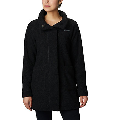 Women's Panorama™ Long Jacket Panorama™ Long Jacket | 671 | L, Black, front