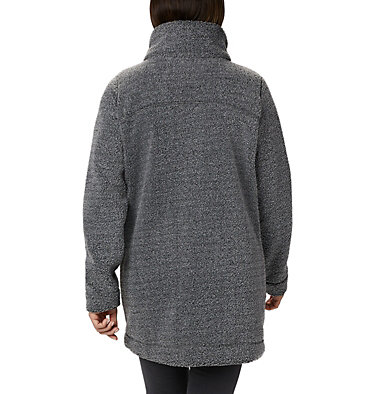 Women's Panorama™ Long Jacket Panorama™ Long Jacket | 671 | L, Charcoal Heather, back