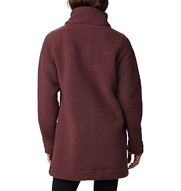 Women's Panorama™ Long Jacket Panorama™ Long Jacket | 671 | L, Malbec, back
