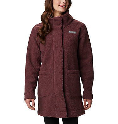 Women's Panorama™ Long Jacket Panorama™ Long Jacket | 671 | L, Malbec, front