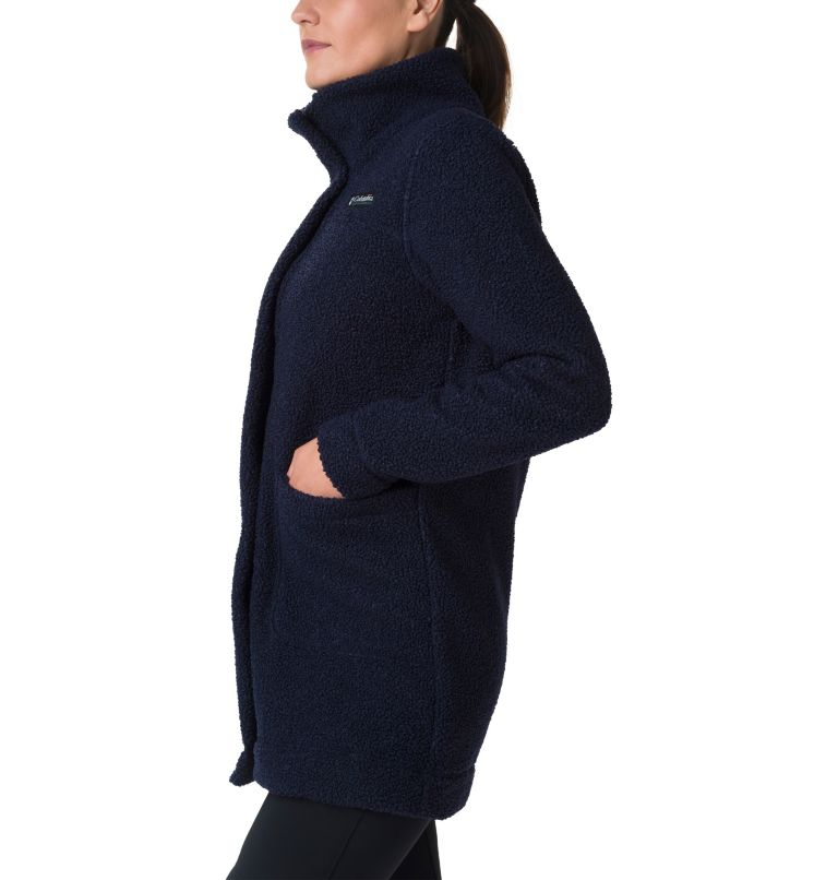 Panorama™ Long Jacket | 472 | XS Giacca Panorama Long da donna, Dark Nocturnal, a1