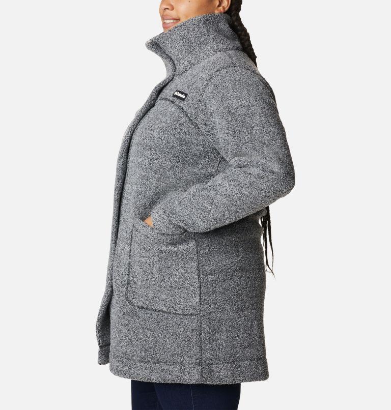 Women's Panorama Long Jacket - Plus Size Women's Panorama Long Jacket - Plus Size, a1